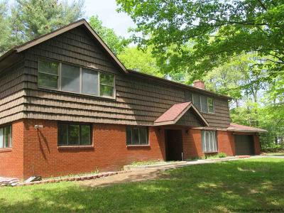 Saugerties Single Family Home For Sale: 86 Valk Road