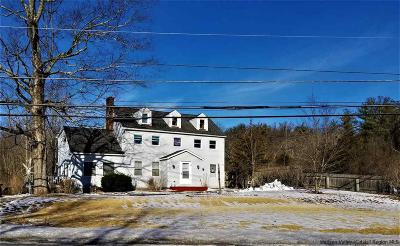 Saugerties Multi Family Home For Sale: 884 Route 212