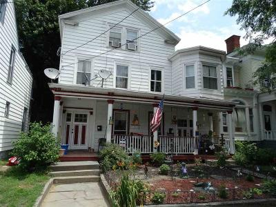 Kingston Multi Family Home For Sale: 154 Fair Street