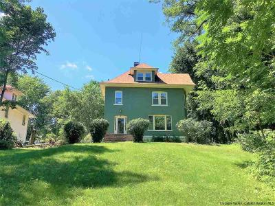 Kingston Single Family Home For Sale: 59 Orchard Street