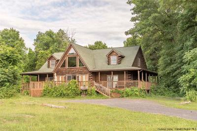 Saugerties Single Family Home For Sale: 86 Sunset View Drive