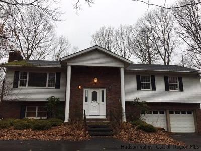 Ulster Park NY Single Family Home Fully Executed Contract: $279,000