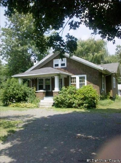 New Paltz Single Family Home Fully Executed Contract: 75 Brookside