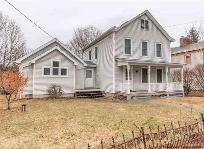 High Falls Single Family Home Fully Executed Contract: 11 Old State Route 213