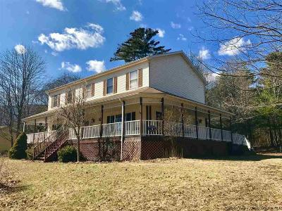 Saugerties Single Family Home For Sale: 5 Club House Road