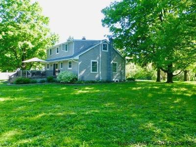 Single Family Home For Sale: 1102 Plains Road