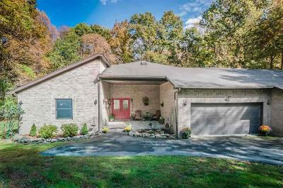 Rhinebeck Single Family Home For Sale: 47 Wynkoop Lane
