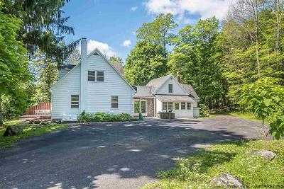 Glenford Single Family Home Fully Executed Contract: 168 Old Rt 28