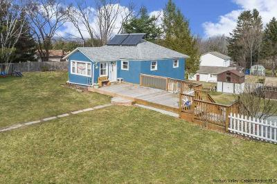 Kerhonkson Single Family Home Fully Executed Contract: 129 Minnewaska Trail