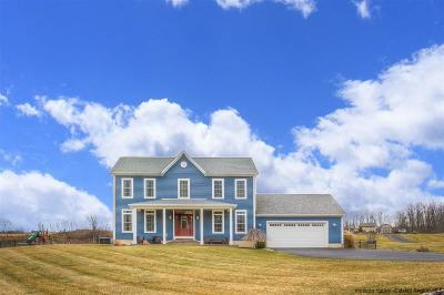 Single Family Home For Sale: 321 Perkinsville Road