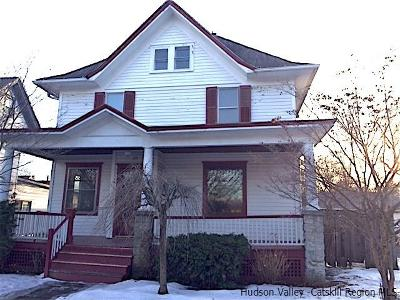 Kingston Single Family Home Fully Executed Contract: 189 Smith Avenue