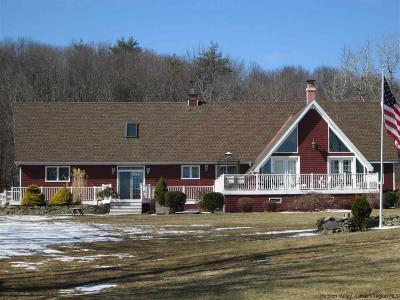 Ellenville Single Family Home For Sale: 612 Oak Ridge Road