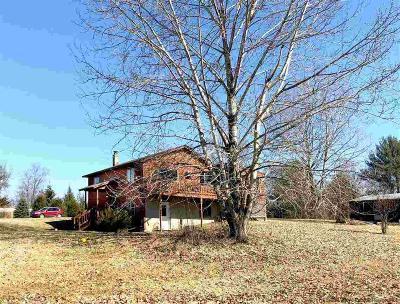 Tivoli Single Family Home For Sale: 101 Montgomery Street