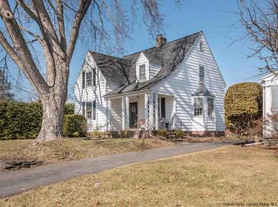 Kingston Single Family Home Fully Executed Contract: 1 Harrison Street