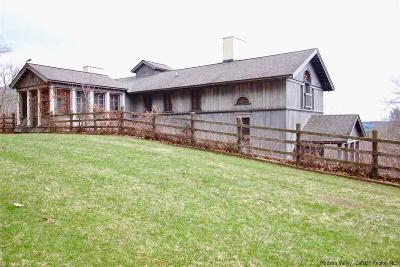 Claryville Single Family Home For Sale: 38 Frost Valley