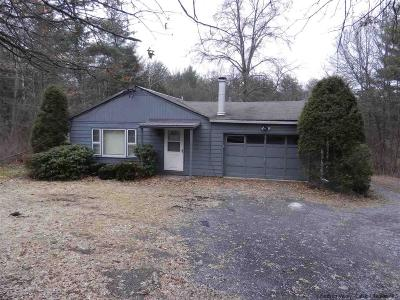 New Paltz Single Family Home Fully Executed Contract: 369 Route 32 North