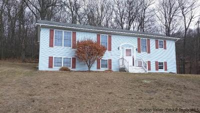Single Family Home For Sale: 293 Huckleberry Turnpike