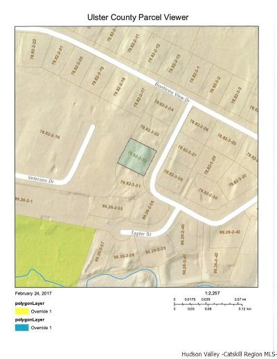 New Paltz Residential Lots & Land For Sale: 8 Cooper Street