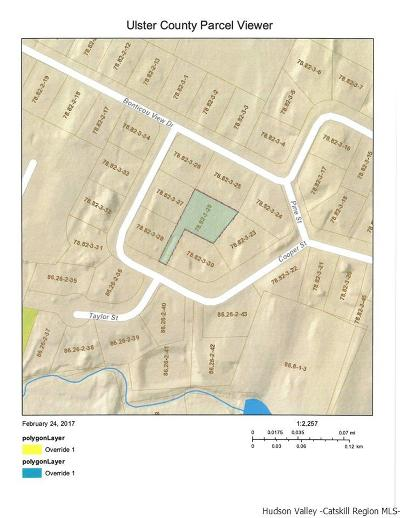 New Paltz Residential Lots & Land For Sale: 13 Cooper Street