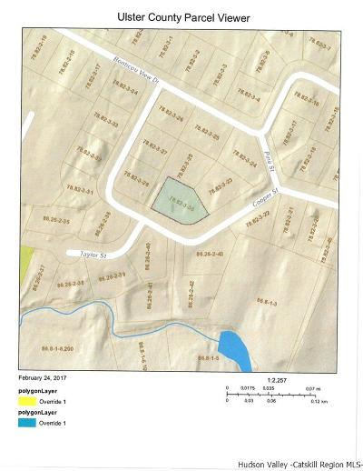 New Paltz Residential Lots & Land For Sale: 17 Cooper Street