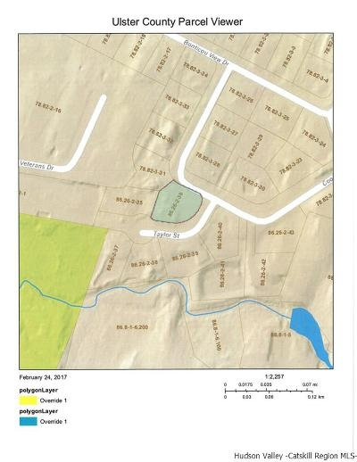 New Paltz Residential Lots & Land For Sale: 2 Taylor Street