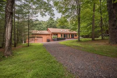 Stone Ridge Single Family Home Fully Executed Contract: 366 Buck Road