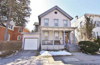 Kingston Multi Family Home Fully Executed Contract: 249 Broadway