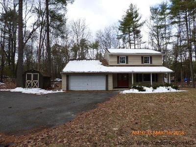 Saugerties Single Family Home For Sale: 942 Church Road