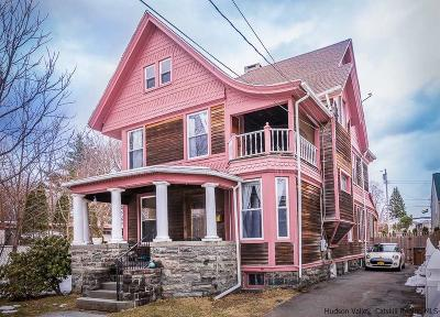 Kingston Single Family Home For Sale: 102 W Chestnut Street