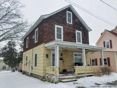 Walden Single Family Home For Sale: 89 Capron Street