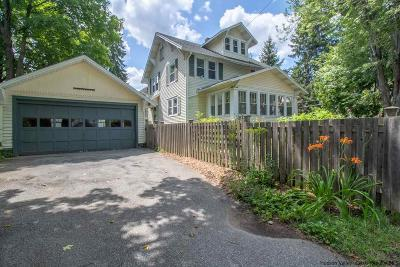 Kingston Single Family Home For Sale: 42 Linderman Avenue