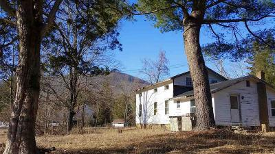 Samsonville Single Family Home For Sale: 1974-1968 County Rd 3