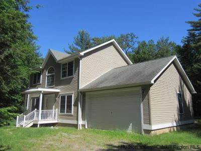 Kerhonkson Single Family Home Fully Executed Contract: 33 Schwabie Turnpike