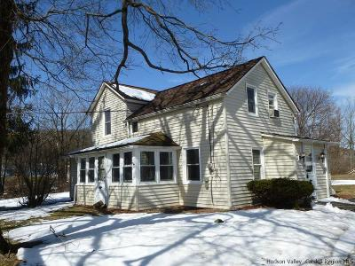 Single Family Home Fully Executed Contract: 438 Old Indian Road