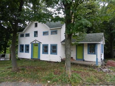 Accord Single Family Home Fully Executed Contract: 5065 Route 209