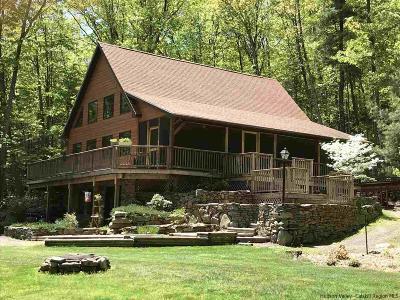 Kerhonkson Single Family Home For Sale: 363 Upper Cherrytown Rd