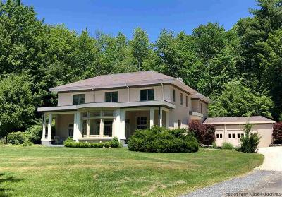 Shokan Single Family Home Fully Executed Contract: 25 Nickelsey Road