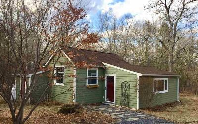 Kingston NY Single Family Home Fully Executed Contract: $210,000