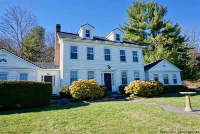 New Paltz Single Family Home For Sale: 734 Old Post Road Road