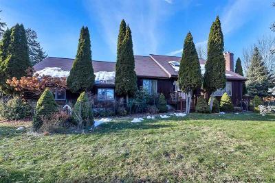 Single Family Home For Sale: 5 High Ridge Road