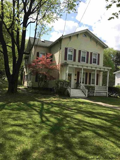 Saugerties Single Family Home For Sale: 30 Elm Street