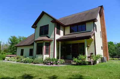 Stone Ridge Single Family Home For Sale: 44 Brink Farm Road