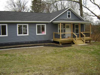 New Paltz NY Single Family Home Fully Executed Contract: $229,700