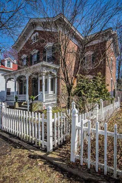 Kingston Single Family Home Fully Executed Contract: 60 W Pierpont Street