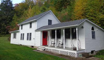 Shandaken Single Family Home Accepted Offer Cts: 130 Route 42