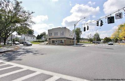 Kingston Commercial For Sale: 381-385-389 Washington Avenue