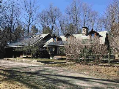 Woodstock Single Family Home Fully Executed Contract: 45 Little Deer Rd