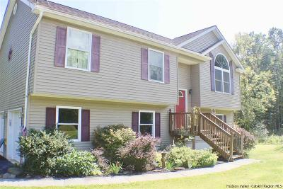 New Paltz Single Family Home Fully Executed Contract: 4 Great Oak Road