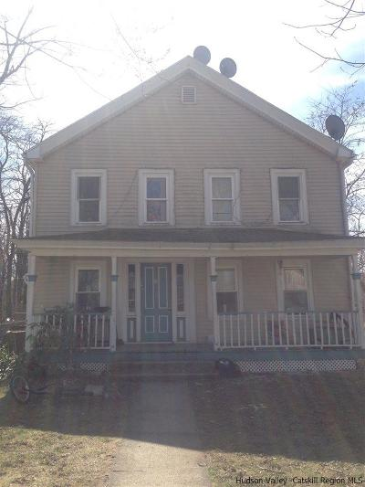 Wawarsing Multi Family Home Fully Executed Contract: 3 Pearl Street