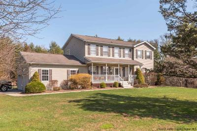 Kerhonkson Single Family Home Fully Executed Contract: 15 Millbrook Lane